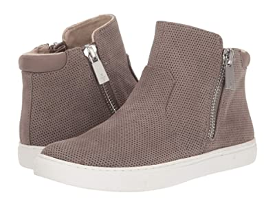 Kenneth Cole New York Kiera Perf (Grey Nubuck) Women