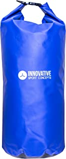 Innovative Sport Concepts Lightweight & Durable Waterproof Bag/Dry Bag for Boating, Kayaking, Traveling, Camping, Rafting, Hunting, Hiking, Skiing and More
