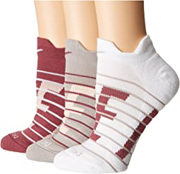 Dry Cushioned Low Training Socks 3-Pair Pack