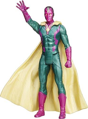 centro comercial de moda Marvel Avengers All Star Marvels Vision Vision Vision 3.75-Inch Figure  mejor oferta