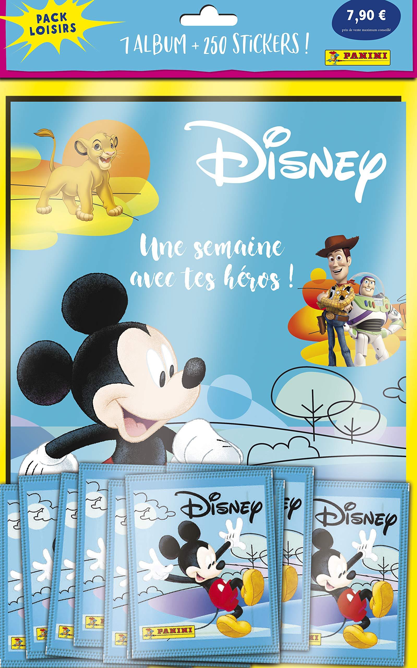 Panini France SA-Pack de ocios 2020-DISNEY PIXAR, 2413-006 , color ...