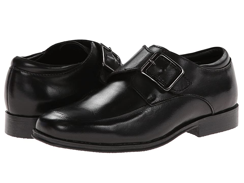 Kenneth Cole Reaction Kids In the Club (Little Kid/Big Kid) (Black) Boys Shoes