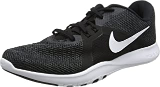 Nike Women's Flex 8 Cross Trainer, Black/White-Anthracite, 9 Regular US