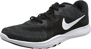 Nike Women's Flex Trainer 8 Cross, Black/White - Anthracite, 9.5 Regular US