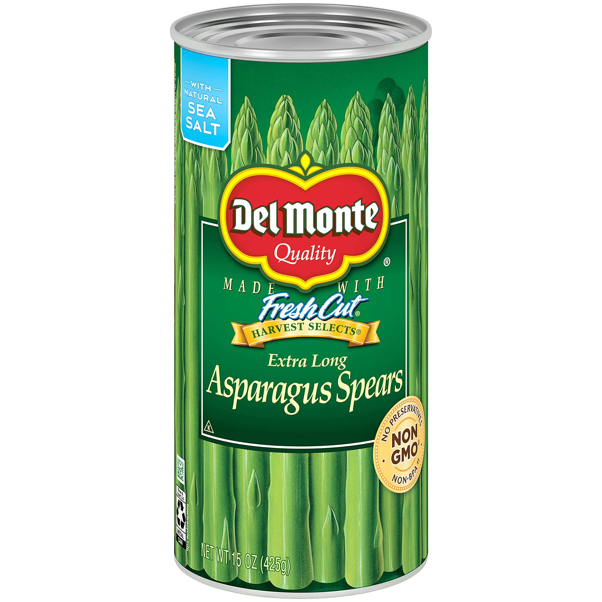 Del Monte Canned Extra Long Asparagus Spears