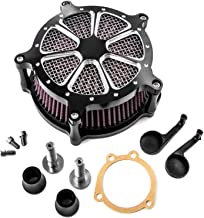 Turbine Edge Cut Air Intake Kit For Harley Sportster XL1200 Iron 883 Forty Eight for Harley Davidson Sportster Iron 883 XL883N 2009-2017