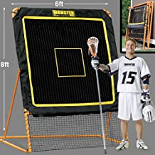 EZGoal 8'X6' Professional Folding Lacrosse Rebounder | LAX Throwback to..