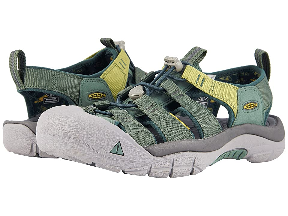 Keen Newport Hydro (Duck Green/Darkest Spruce) Men