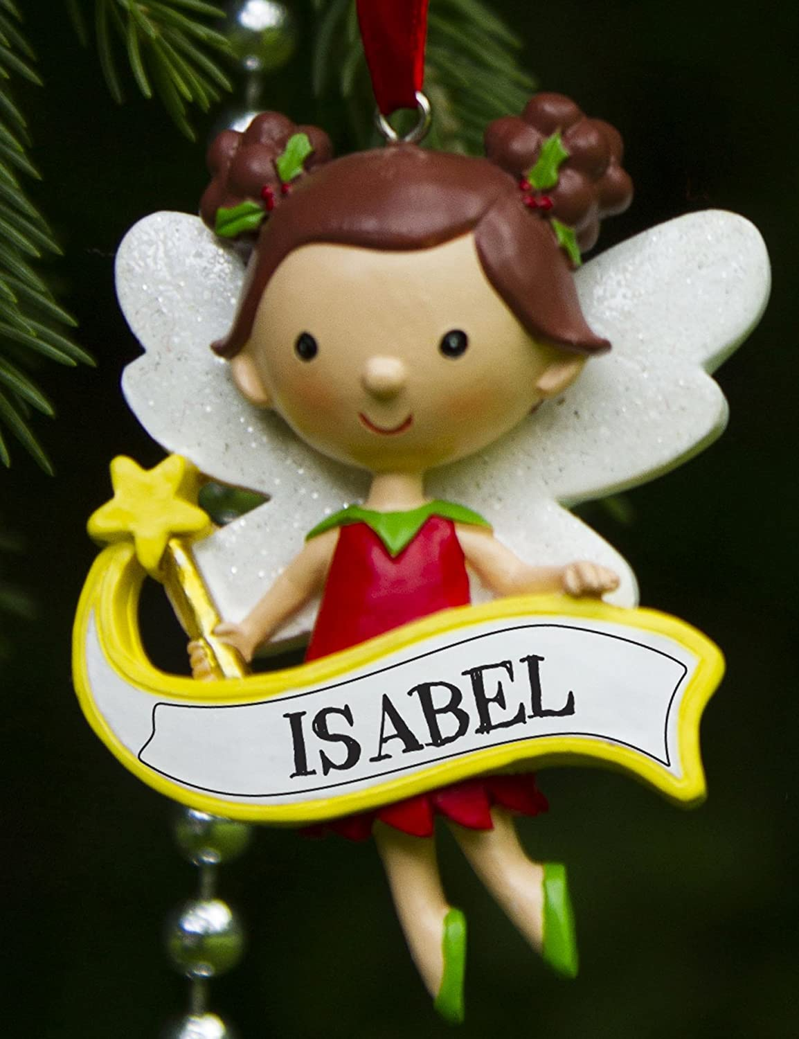 Boxer Gifts Isabel Fairy Decoration Ceramic 7.2 x shopping Multi-Colour Bombing free shipping