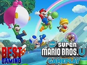 Clip: New Super Mario Bros. U Gameplay - Best of Gaming!
