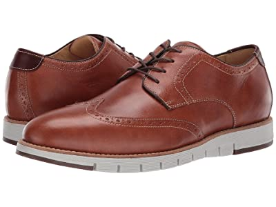 J&M EST. 1850 Martell Wingtip (Tan) Men
