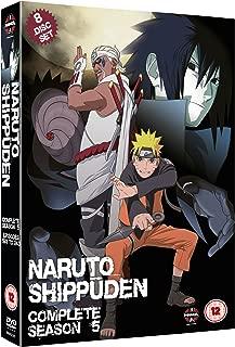 Naruto Shippuden Complete Series 5 Episodes 193-244
