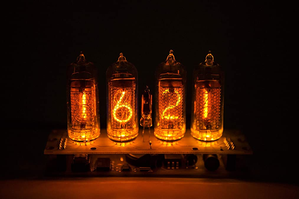 nixie_tube_clock IN-14