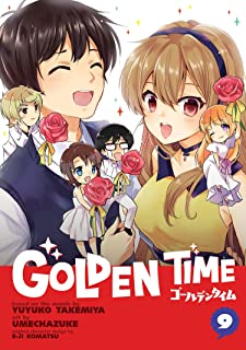 Golden Time Vol. 9