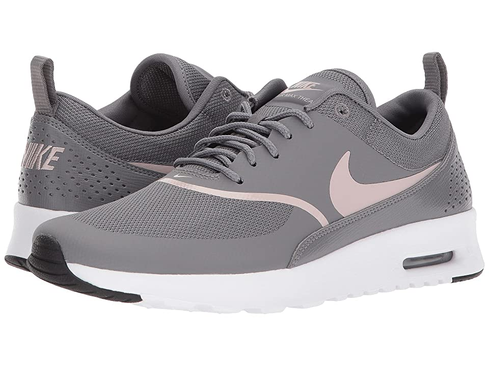 Nike Air Max Thea (Gunsmoke/Particle Rose/Black) Women