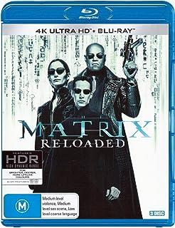 The Matrix Reloaded (4K Ultra HD + Blu-ray)