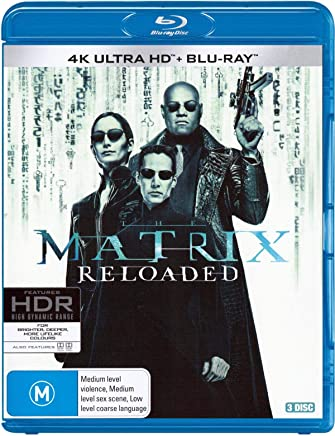 Matrix Reloaded, The BD 4K UHD