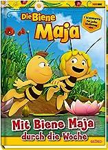 Die Biene Maja: Mit Biene Maja durch die Woche: 7 Geschichten - für jeden Wochentag eine
