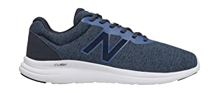 New Balance Textile Side Logo Lace-up Sneakers For Men