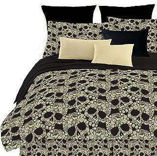 Best veratex floral skull reversible comforter set Reviews