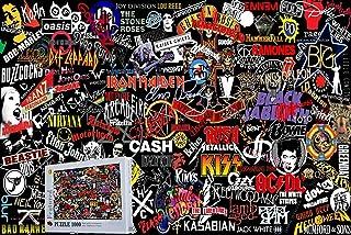 Rock Bands Logos
