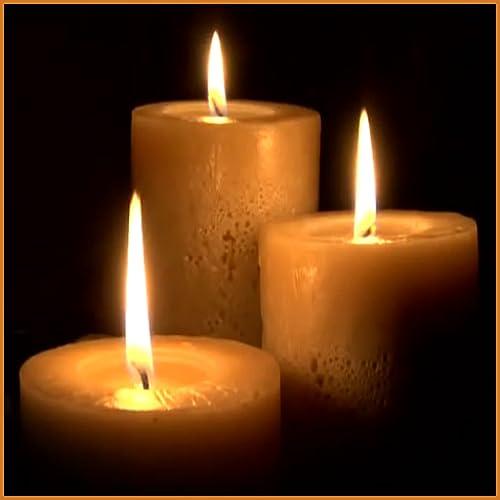 Entspannung Kerzen - Natur Sounds