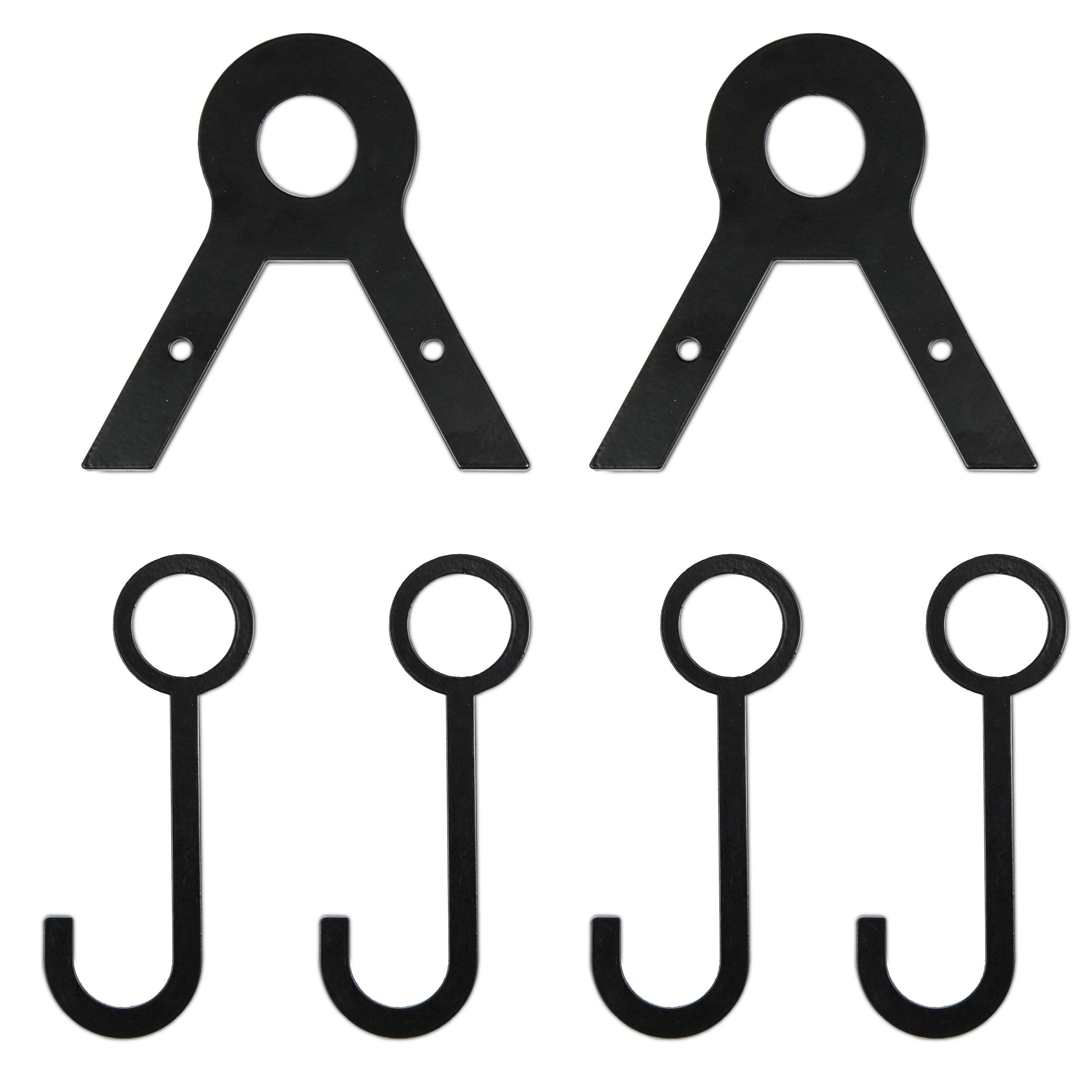 Hang Hook DIY Target Kit