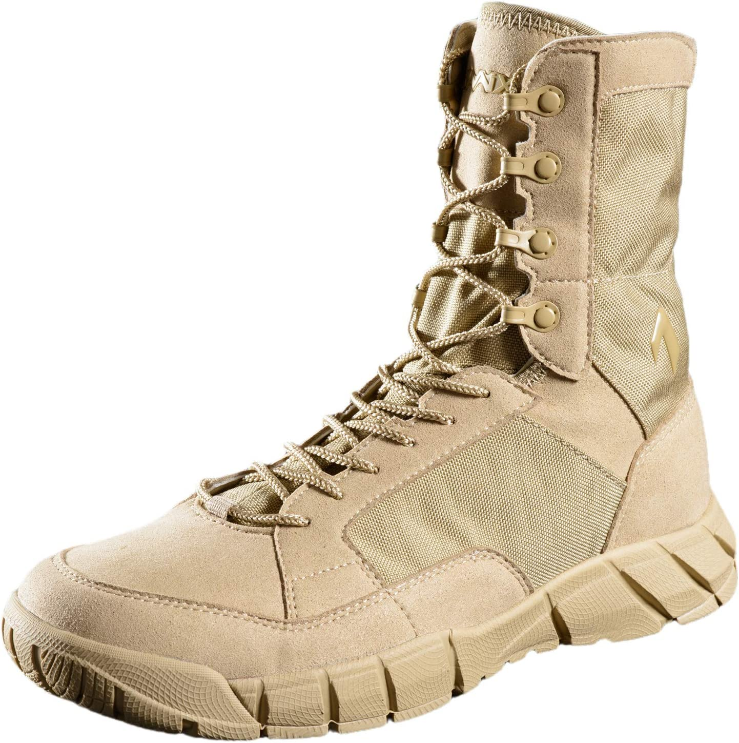 PAVEHAWK Men's 8 inch Tactical Boots 別倉庫からの配送 Casual バースデー 記念日 ギフト 贈物 お勧め 通販 Lightweight Outdoor