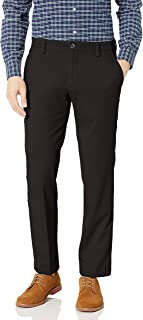 Men's Straight Fit Easy Khaki Pants
