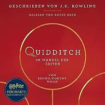 Quidditch im Wandel der Zeiten: Harry Potter Hogwarts Schulbücher