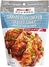 Red Fork Tomato Olive Chicken Sauce - 8 OZ