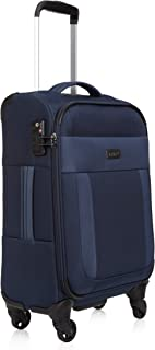 Antler 3905113026 Translite 4W Cabin Roller Case Carry-Ons (Softside), Blue, 56 cm