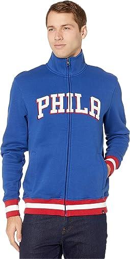 Philadelphia 76ers Legendary Track Jacket