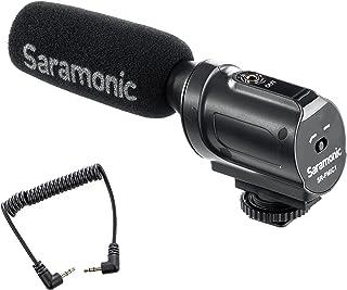 saramonic sr pmic1Mikrofon für DSLR/Camcorder schwarz