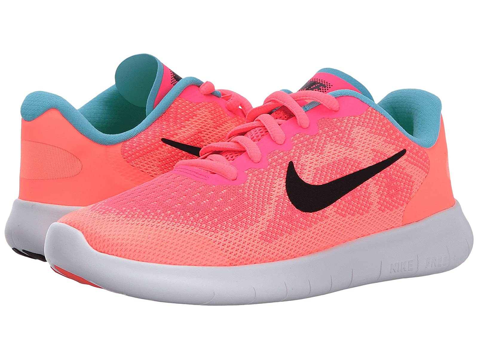 Nike Kids Free RN (Little Kid)Cheap and distinctive eye-catching shoes