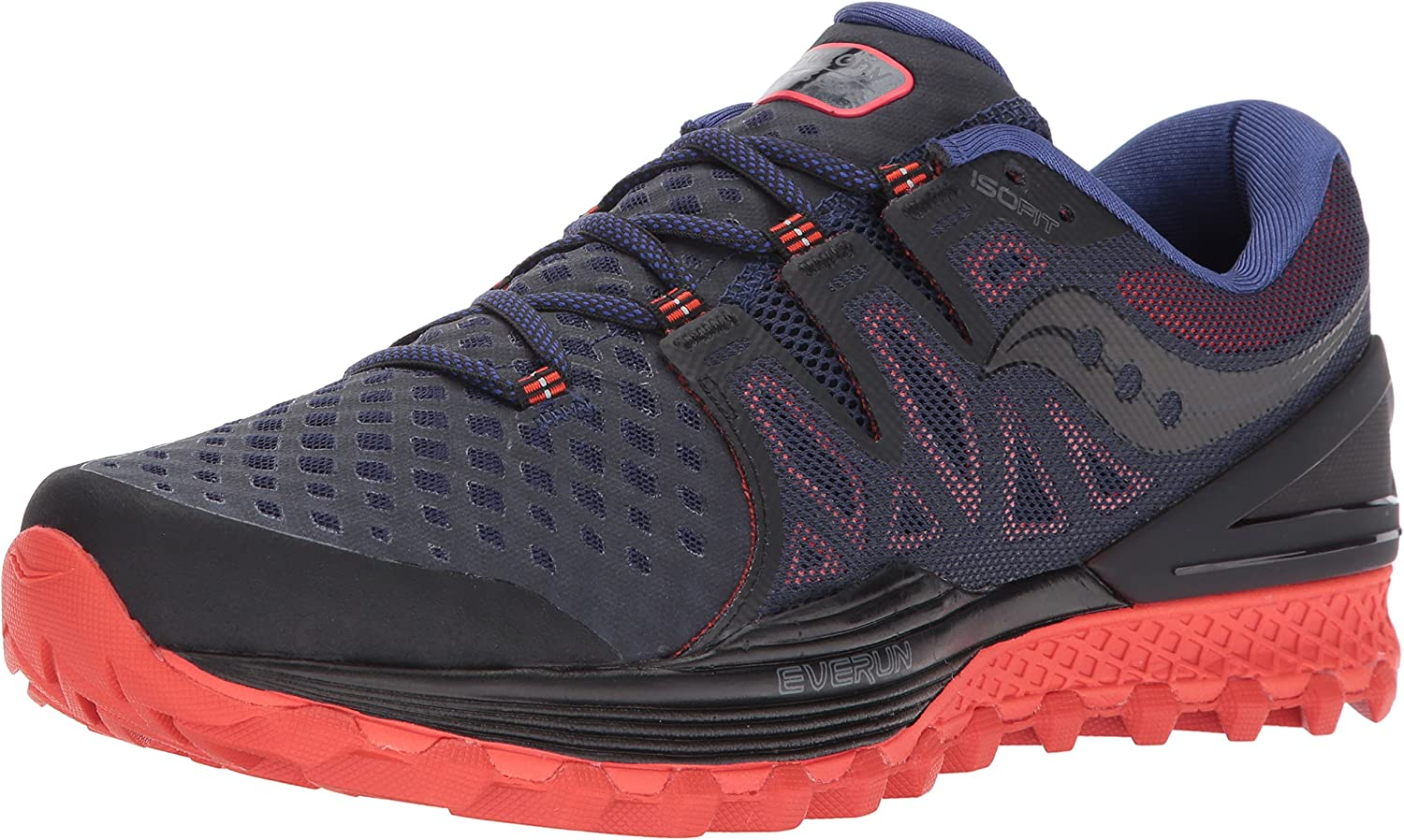 Saucony Men's Xodus Running-Shoes 2 Iso Max 69% OFF Charlotte Mall
