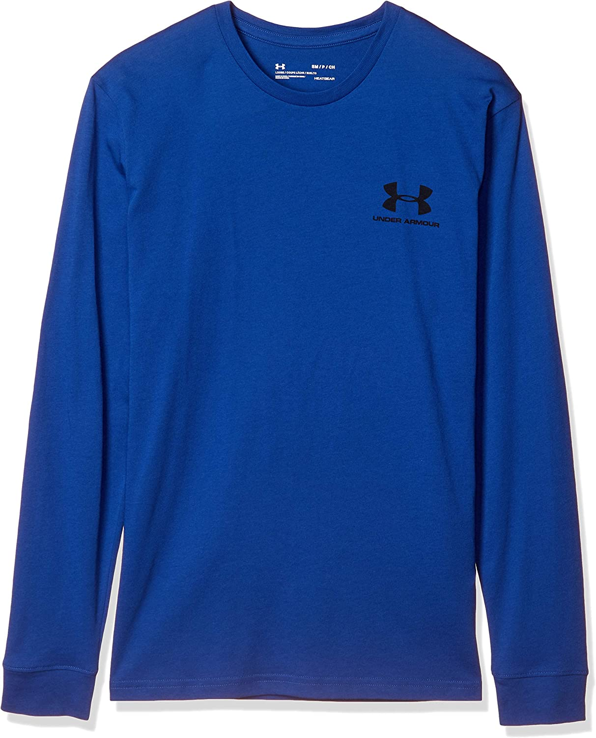 Under Armour Mens Sportstyle Left Chest T-Shirt Long Sleeve