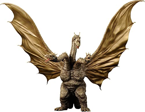 Toho grand Monsters Series King Ghidorah 1968 (PVC Pre-painted) by X-Plus
