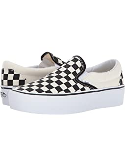 Checkerboard vans + FREE SHIPPING