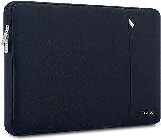 HSEOK 15-15.6インチ ノートPC ケース 耐衝撃撥水加工ノートパソコンスリーブ MacBook Pro Retina A1398/Pro A1286 ほとんどの15-15.6インチ PC パソコン(Acer/Asus/Dell/HP/Lenovo/Toshiba/FUJITSU) ブラック