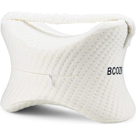amazon com cushy form knee pillow for