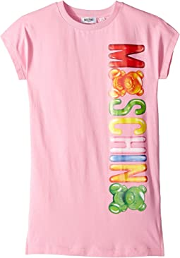 Dress w/ Toy Gummy Bear Logo (Little Kids/Big Kids)