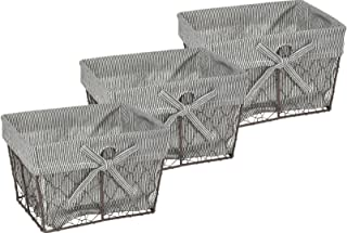 Best Vintage Chicken Wire Basket of 2020 – Top Rated & Reviewed