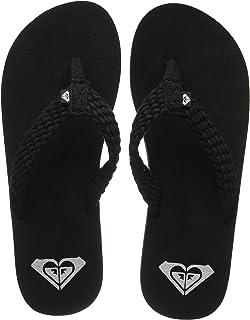 1bf9e307178 Roxy Ladies Porto II Flip Flops - Black