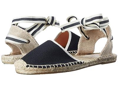 Soludos Classic Sandal (Black) Women