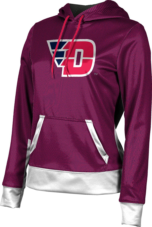 University of Dayton Girls' Pullover Hoodie, School Spirit Sweatshirt (Embrace)