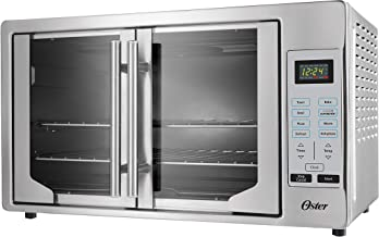 Oster French Convection Countertop and Toaster Oven | Single Door Pull and Digital..