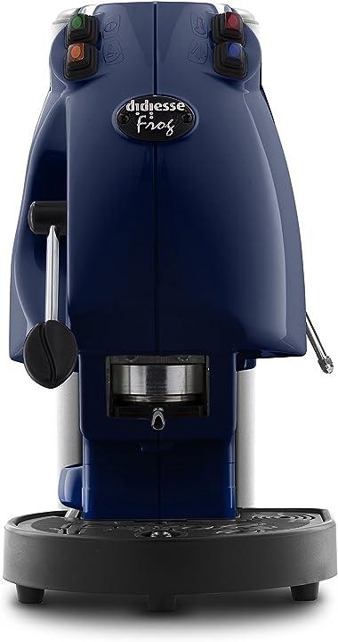 Macchina da caffè a cialde didiesse frog revolution vapor 1900 w blu B07B39VYGY