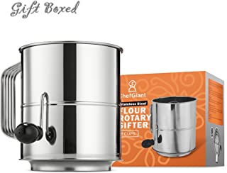 pelematic electric flour sifter