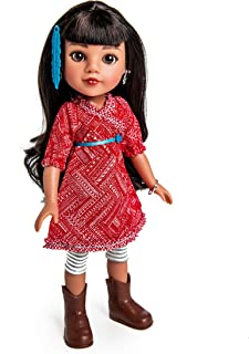Heart For Hearts Girls Mosi Native American, USA Doll